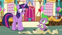 Spike -I have lots of reasons- S7E15