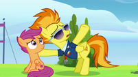 Spitfire -I'm gonna touch the sky!- S8E20