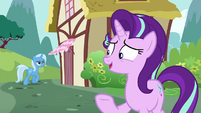 Starlight --there's something in my hoof-- S6E6