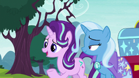 Starlight Glimmer -it was pretty fun- S8E19