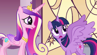 Twilight -I'm only now learning- S4E26