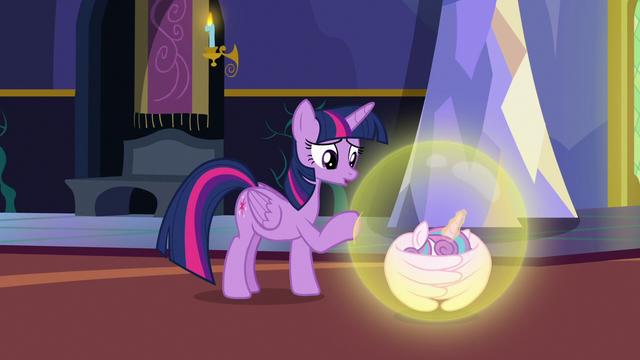 File:Twilight Sparkle comforting Flurry Heart S7E3.png