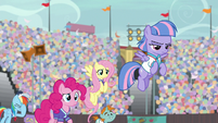Wind Sprint looking so disappointed S9E6