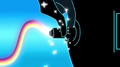 Abstract Rainbow Dash plugging in her guitar EG2.png
