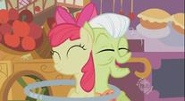 Abuela smith y apple bloom