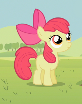 Apple Bloom 6555