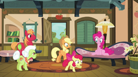 Apple Bloom excited S4E09