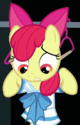Apple Bloom sailor outfit ID S3E4