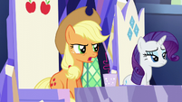 Applejack --what kinda fertilizer-- S5E22
