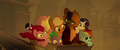 Capper and ponies riding a mine cart MLPTM.png