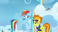 "Dash ""this is what I was telling you about"" S8E20"