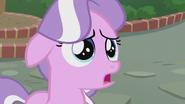 "Diamond sings ""I thought that diamonds were hard"" S5E18"