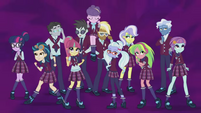 Equipo de Crystal High EQG3