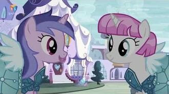 MLP FiM Croatian RTL - ♪Reritina pravila♪ (Rules of Rarity)