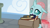 "Ocellus singing ""we're learning how to trust"" S8E2"