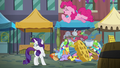 """Pinkie Pie """"a rock pouch was the perfect gift"""" S6E3.png"""