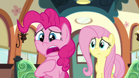 "Pinkie Pie ""thinking about us...!"" S6E18"