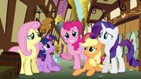 Pinkie Pie 'It's been three days already' S3E07