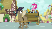 """Pinkie Pie and Cranky """"don't touch that!"""" S02E18"""