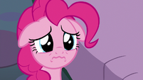 Pinkie Pie upset by Starlight's words S7E4