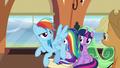 """Rainbow Dash """"it's no Cloudsdale mobile!"""" S6E1.png"""