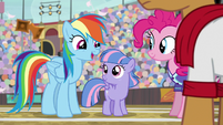 """Rainbow Dash """"it's time we told Wind"""" S9E6"""