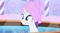 Rarity --I wish that star would burn out-- S1E20