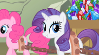 Rarity handle myself S1E19