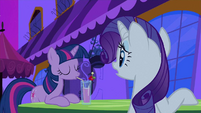 Rarity what ever S2E25