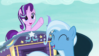 Starlight and Trixie -on the road to friendship- S8E19