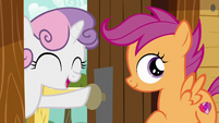 Sweetie Belle --You'll find something!-- S6E4