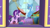"Trixie ""take your responsibilities seriously"" S9E20"
