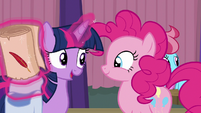"Twilight ""I'm glad you're excited"" S9E16"
