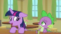"Twilight Sparkle ""maybe a little bit"" S9E5"