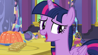 "Twilight Sparkle ""they're just making sure"" S7E15"