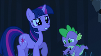 Twilight anxious S3E2