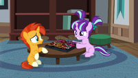 Young Starlight wants to play Dragon Pit again S7E24
