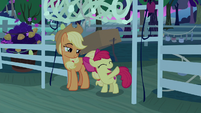 "Apple Bloom ""ready for the bountiful harvest"" S9E10"