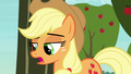 """Applejack """"she already has experts"""" S7E9.png"""