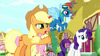 "Applejack ""we need to do somethin' about"" S8E18"