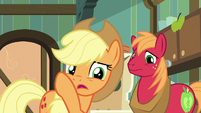 Applejack -best not bring it up- S7E13
