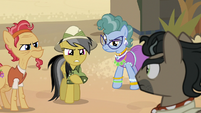 "Daring Do ""I'm never going to give up hope"" S7E18"