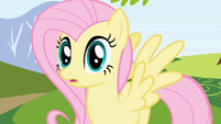 Fluttershy is surprised S1E1