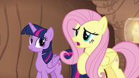 Fluttershy still feels guilty S7E20