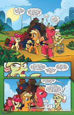 Friends Forever issue 9 page 1