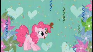 MLP Croatian Demo DVD - Pinkie's Gala Fantasy Song