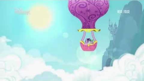 My Little Pony Freundschaft ist Magie Opening Season 4 German