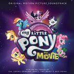 Okładka - MLP The Movie Original Motion Picture Soundtrack