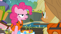 Pinkie '...when you're family...' S4E09