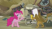 Pinkie -I've got a super song- S5E8